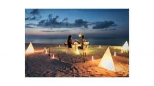ארוחת ערב רומנטית